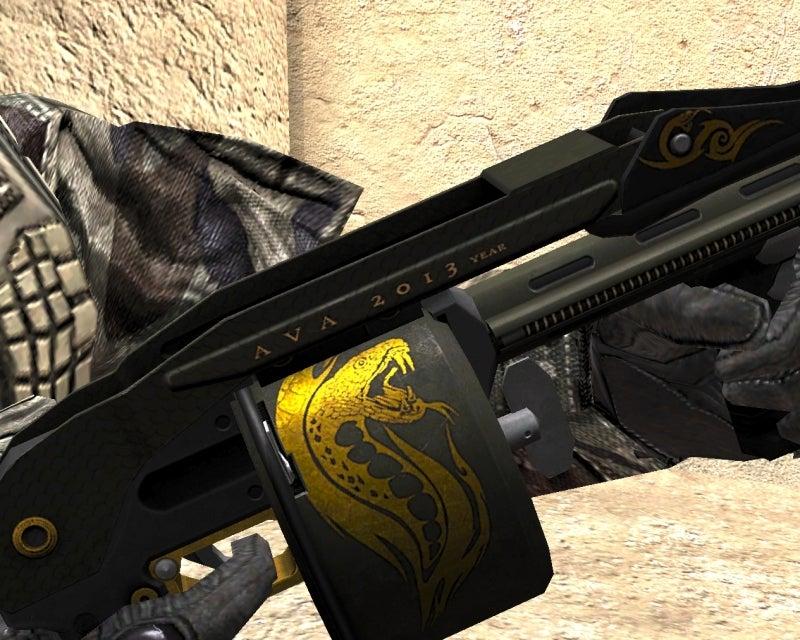 Alliance of Valiant Arms公式ブログ-Striker_Kaliya2