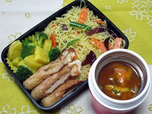 タットリタン(鶏と野菜のピリ辛鍋)