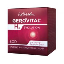 ジェロビタールH3 エボリューション・(30+)赤ら顔対策カーミング アンチ-クーペローズ クリーム