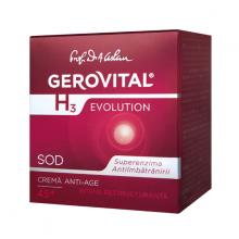 ジェロビタールH3 エボリューション・(45+)[夜の老化対策] アンチエイジング クリーム