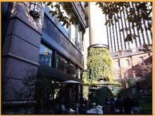 Kirin's Cafe  Style  /  カフェ・雑貨・グルメ & 街歩き-丸の内ブリックスクエア テラス席