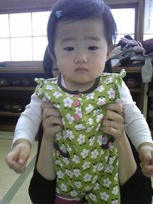 YUTORI (ゆとり)のおうち@ベビーマッサージ-珠(すず)ちゃん 1歳