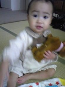 YUTORI (ゆとり)のおうち@ベビーマッサージ-珠莉ちゃん 10ヶ月