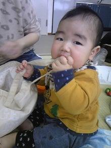 YUTORI (ゆとり)のおうち@ベビーマッサージ-瑛太くん 6ヶ月