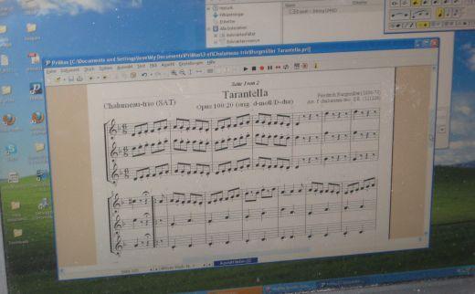 ピアノ譜3