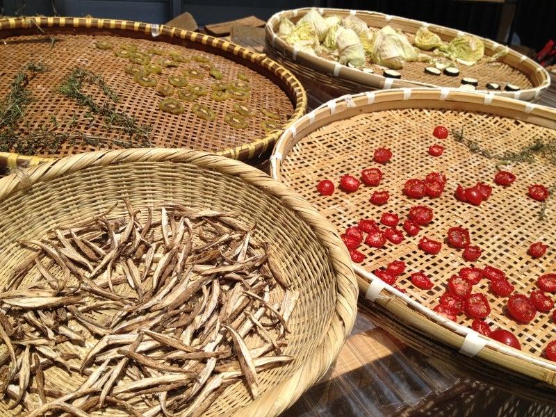 自然農とパーマカルチャーで楽しむ自給自足的ライフ-干し野菜