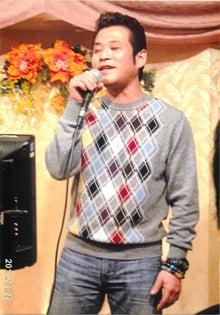田山ひろし東京後援会のブログ-歌ってる田山さん