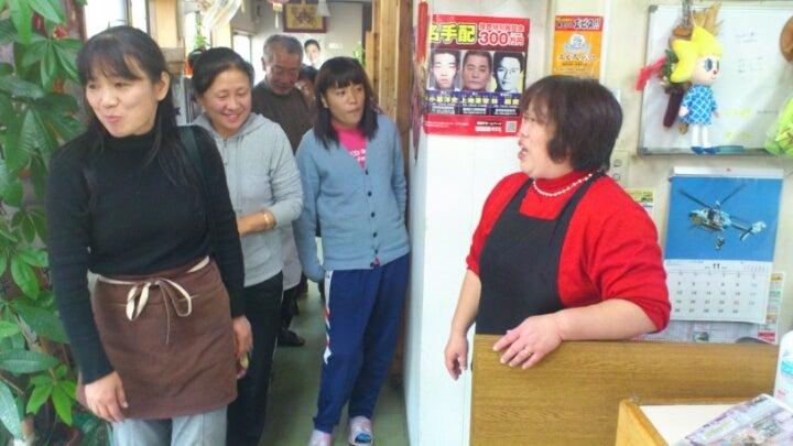 歩き人ふみの徒歩世界旅行 日本・台湾編-ラーメン屋のおばさんと