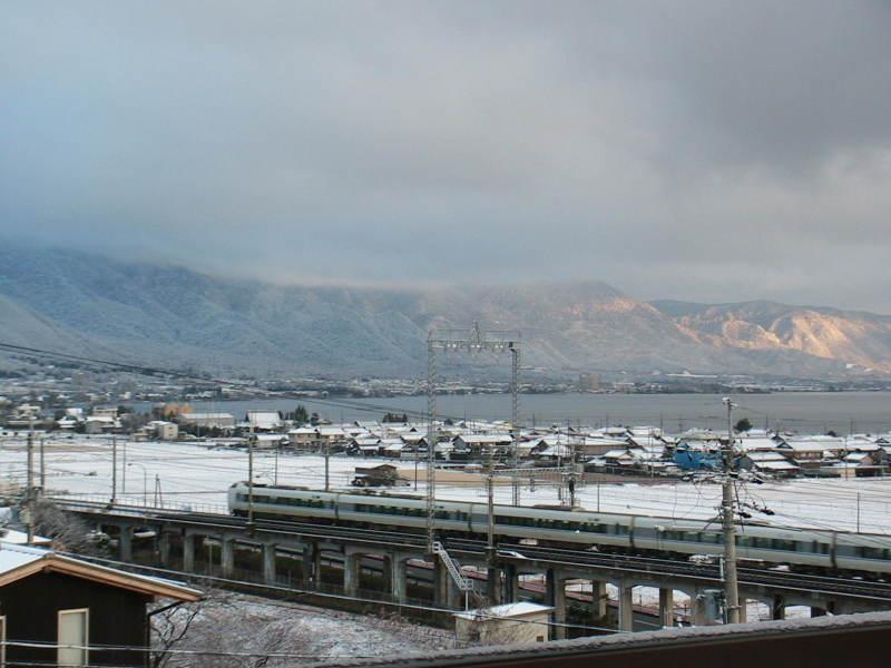 おまけ道@琵琶湖畔で実家生活♪ポテチンっ♪-1227thu