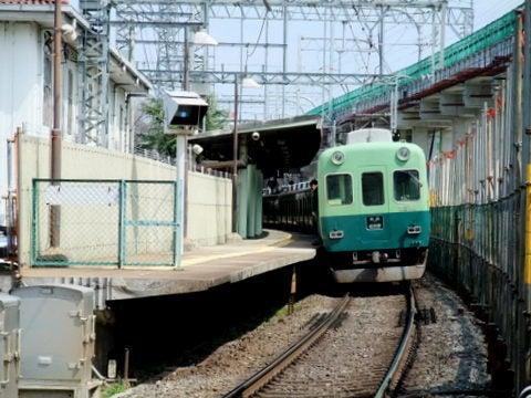 京阪淀駅大阪方面高架化後02