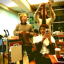 HAIR  STUDIO  LUZ-image
