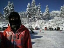 $ティキゾーのスノーボードが大好きだから