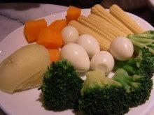 神戸のカラーリスト スタイリスト  トータル素敵プロデューサー☆みつこのブログ-蒸し野菜