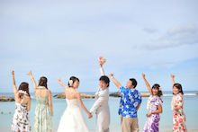 $◆*☆minto's  【Hawaii Wedding】 Story*☆◇