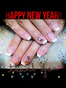 $☆CHARCOAL's & gel☆NAIL BLOG in Hong Kong ☆香港でネイル☆