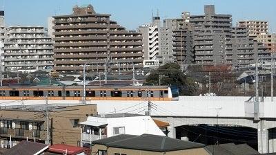 舞台探訪 富山県・石川県時々他県へ-中央線高架