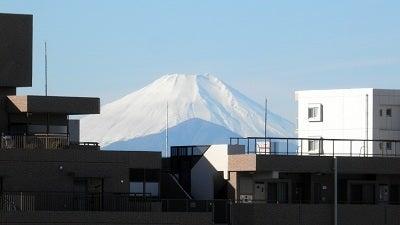 舞台探訪 富山県・石川県時々他県へ-富士山が見えた