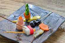 大阪ミナミ界隈で3業態。くわ焼、焼鳥、串カツの飲食店を営む★串日記のブログ