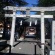 笠屋神社(南アルプス…