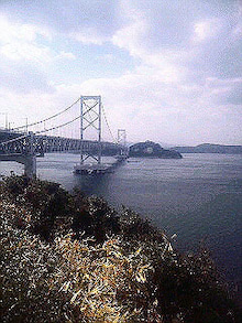 Dr.ミーヤンの下手っぴい釣りブログ-鳴門海峡大橋