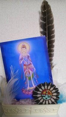 クリステル・チアリの画像「『慈母観音』201…」