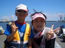 $へらへらの釣りブログ-2012/08/19小沼アナと