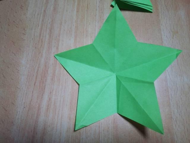 ハート 折り紙:折り紙 星 切り方-ameblo.jp