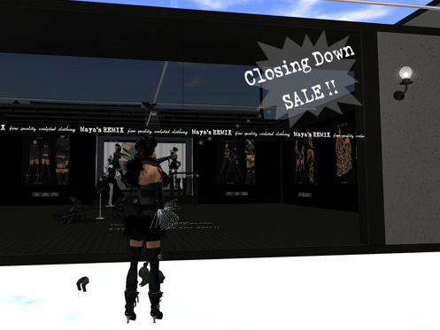 Maya's style / Second Life Fashion