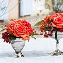 フラワーベース『ブラスベース 丸ロング 1コ』「アミファ・ガラス・陶器・アイアン・シンプル・アンティーク・スタンド」