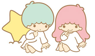 LittleTwinStars Official★Blog  Kiki&Lala Dreamy Diary-kikilala