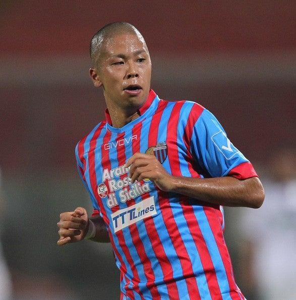 サッカー日本代表とブラジルワールドカップへの準備カターニア森本貴幸、レンタルでUAE「アル・ナスル」への移籍を発表コメント