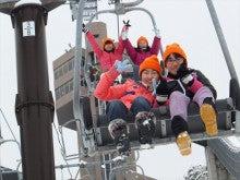 浄土宗災害復興福島事務所のブログ-20121229ふくスマ白馬ジャンプ台⑥