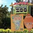 ハワイの動物園