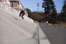 $vira skate news film.スケートボードと地球!
