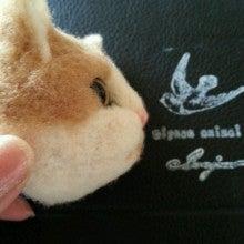 $『Anneのてしごと』*羊毛で可愛い動物を作りたい*-1358042395636.jpg