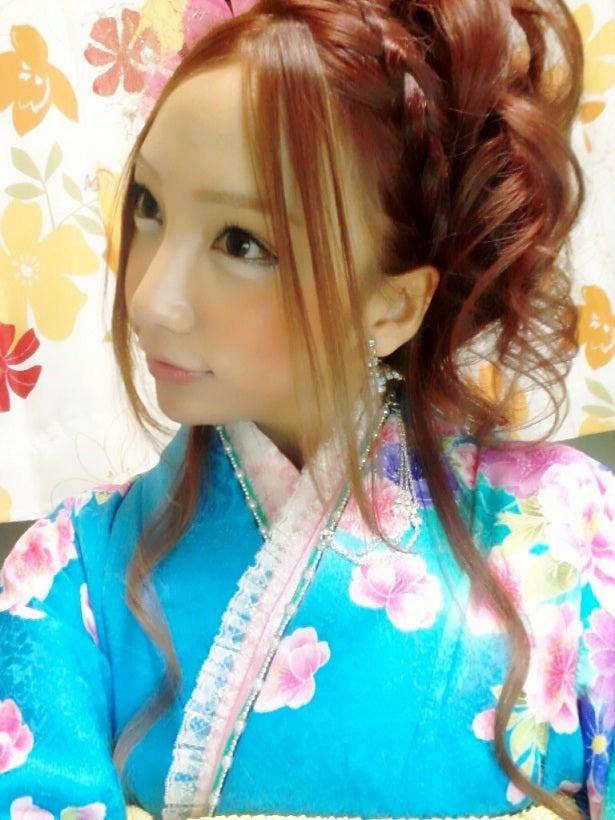 成人式 髪型 成人式 髪型 芸能人 : ざわちんオフィシャルブログ ...