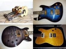 ギター工房 ヴァリアス ルシアリー