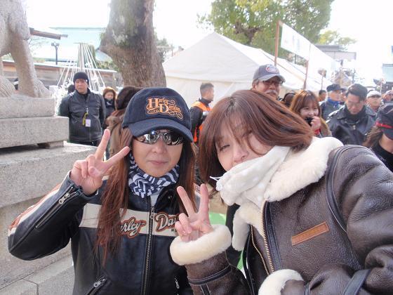 Shinとハーレー仲間-20130106-14