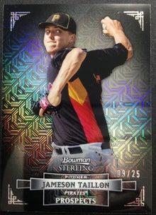 nash69のMLBトレーディングカード開封結果と野球観戦報告-taillon-jf