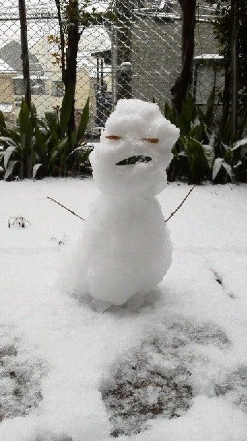 広野ゆうなのフーテンひぐらし-雪だるま
