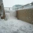積雪40センチ!