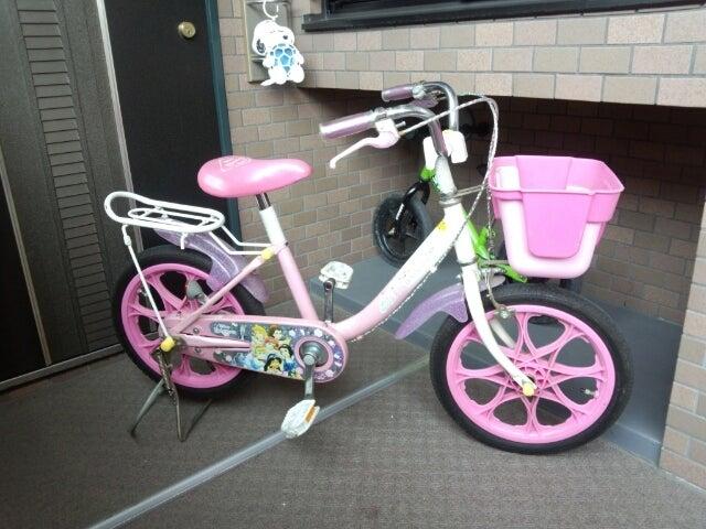 自転車の 自転車 塗装 : 子供自転車の塗装|waburerの ...
