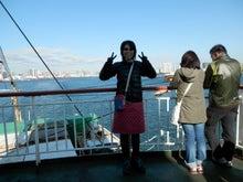 sumiの「ゆるぅーくて・ぬるぅーい」健康生活-船上スマイル