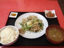 sumiの「ゆるぅーくて・ぬるぅーい」健康生活-野菜炒め定食