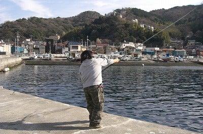 陸っぱり!カゴ釣り日和