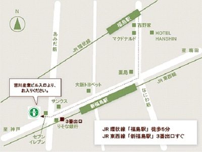 HAC地図