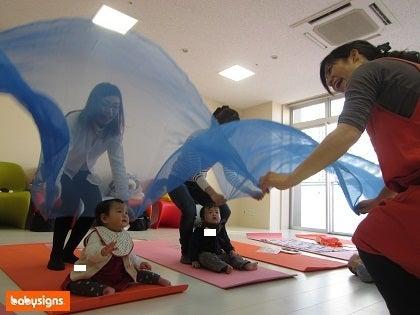 $【恵比寿】看護師が教えるベビーサイン教室*赤ちゃんの気持ちがわかる育児法