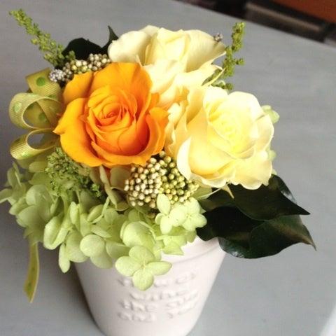 西武池袋線東久留米 プリザーブドフラワー&アーティフィシャルフラワー教室『Fairy Rose』フェアリーローズ-image