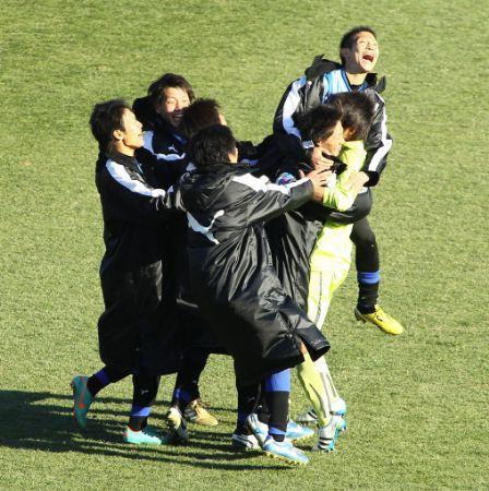 第91回全国高校サッカー選手権 決勝 鵬翔 京都橘
