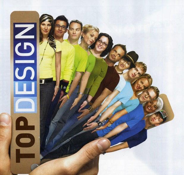 インテリアデザイナーズバトル!米国のリアリティ番組「TOP DESIGN」